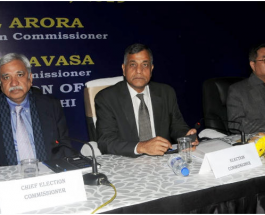 रांची: झारखंड में लोकसभा व विधानसभा चुनाव साथ-साथ नहीं होगें: चुनाव आयोग