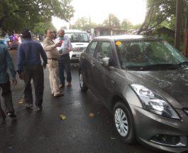 झरिया – भौरा सड़क में सुदामडीह थाना के पास चलाया गया विशेष अभियान