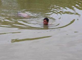 बोकारो: तालाब से 35 वर्षीय युवक का शव बरामद