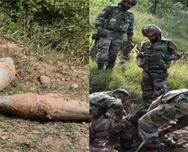 बालाकोट सेक्टर में मिले 9 जिंदा मोर्टार, भारतीय सेना ने किया निष्क्रिय