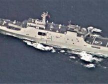 भारतीय जल सीमा पर गतिरोध के बाद हिंद महासागर में दिखा चीनी युद्धपोत
