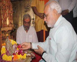 नवरात्र पर पीएम मोदी का बुधवार से नौ दिनी उपवास शुरू