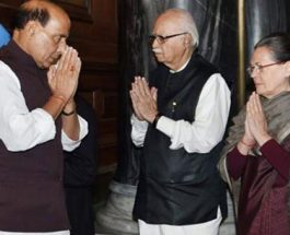 राष्ट्रपति चुनाव: वन टू वन पार्टी मीटिंग, सोनिया गांधी से मिले बीजेपी नेता