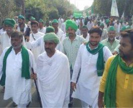 15 सूत्रीय मांगों को लेकर किसानों ने खत्म किया प्रदर्शन, सरकार ने मानी 5 मांगें