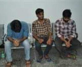 धनबाद: IIT-ISM के तीन स्टूडेंट गर्ल्स से इव टिजिंग में पकड़ाये, थाना से छूटे