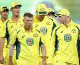 भारत दौरे के लिए आस्ट्रेलिया टीम की घोषणा