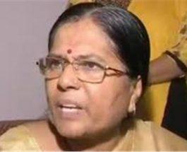 बिहार बालिका गृह कांडः महिला समाज कल्याण मंत्री मंजू वर्मा ने दिया इस्तीफा
