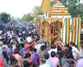 धनबाद: कोयलांचल में निकली रथयात्रा, भ्रमण को निकले प्रभु जगन्नाथ