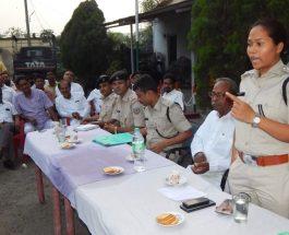 धनबाद: मुर्हरम का जुलूस मंदिर के सामने से नहीं गुजरेगा, शांति समिति की बैठक में निर्णय