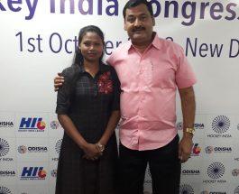 झारखंड : सिमडेगा की बेटी असुंता लकड़ा हॉकी इण्डिया की संयुक्त सचिव बनी
