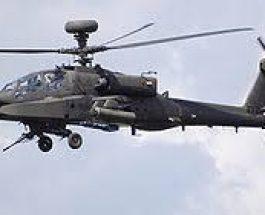 अमेरिका से 6 अपाचे लड़ाकू हेलीकॉप्टर खरीदेगा भारत, रक्षा मंत्रालय ने दी मंजूरी