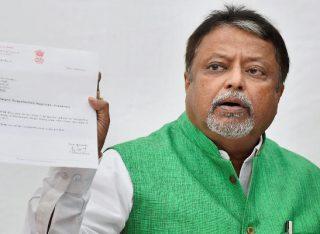 कोलकाता : विधायक हत्याकांड में हाईकोर्ट ने मुकुल रॉय की गिरफ्तारी पर लगायी रोक