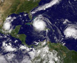 नासा : जलवायु परिवर्तन के कारण बढ़ सकती है भयंकर तूफान आने की दर