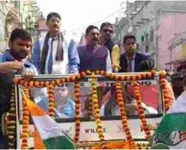 पटना: कांग्रेस रैली की सफलता के लिए अंनत सिंह ने सक्रियता बढ़ायी
