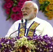 IIT मद्रास दीक्षांत समारोह : कहीं भी रहो, कुछ भी करो, अपनी मातृभूमि को मन में रखो : पीएम