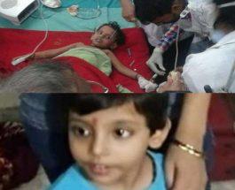 बिहार: मुंगेर में  बोरवेल में फंसी तीन साल की मासूम को 29 घंटे  रेस्क्यू  कर बचाया गया