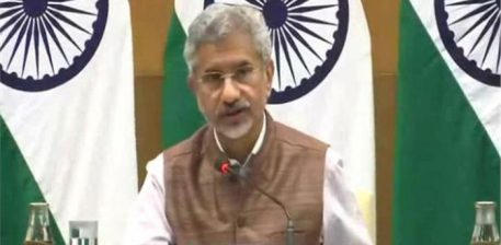 विदेश मंत्री का दो टूक, POK भी भारत का हिस्सा, जल्द भारत का भौगोलिक हिस्सा होगा