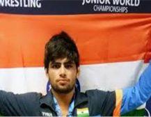 विश्व जूनियर कुश्ती चैम्पियन में साजन भानवाल ने रचा इतिहास