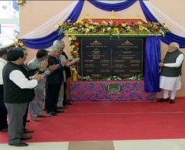 सिक्किम : PM ने राज्य के पहले हवाई अड्डे का उद्घाटन किया, चार साल में 35 बनाए