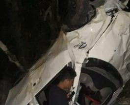 सिक्किम में भयावह सड़क दुर्घटना में 5 की मौत