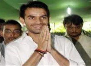 बिहार : तेजप्रताप राष्ट्रीय राजनीति में करेंगे शिरकत, कहा- 2019 में लड़ेंगे लोकसभा चुनाव