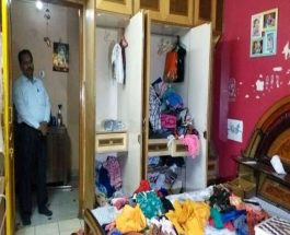 राजधानी में दिनदहाड़े IAS, IPS और पुलिस अफसरों के घर में चोरी, पुलिस सुरक्षा की पोल खोल दी