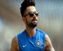 आईसीसी टेस्ट रैंकिंग में  विराट कोहली  नंबर वन बल्लेबाज